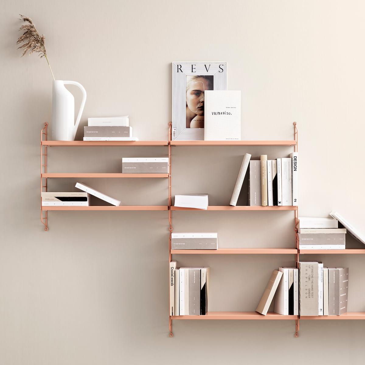 Buy The String Pocket Shelf Connox Shop