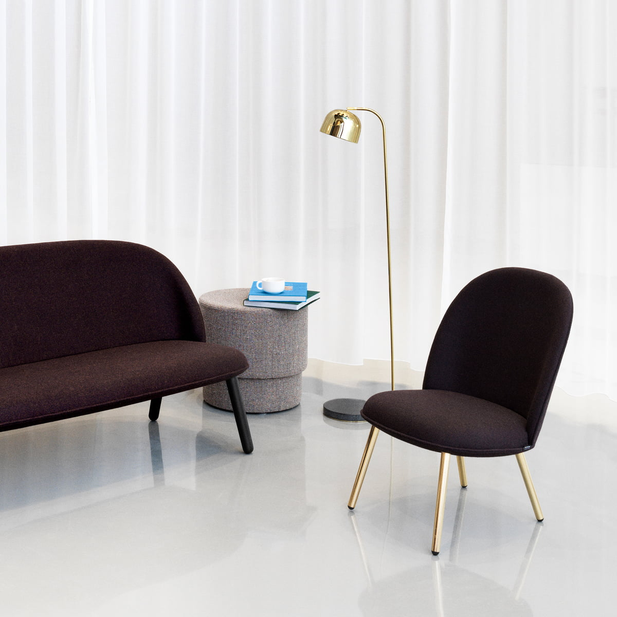 Ace Lounge Chair Nist From Normann Copenhagen