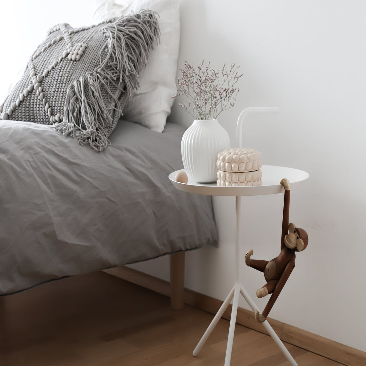Hay Dlm Side Table.Hay Dlm Side Table Grey