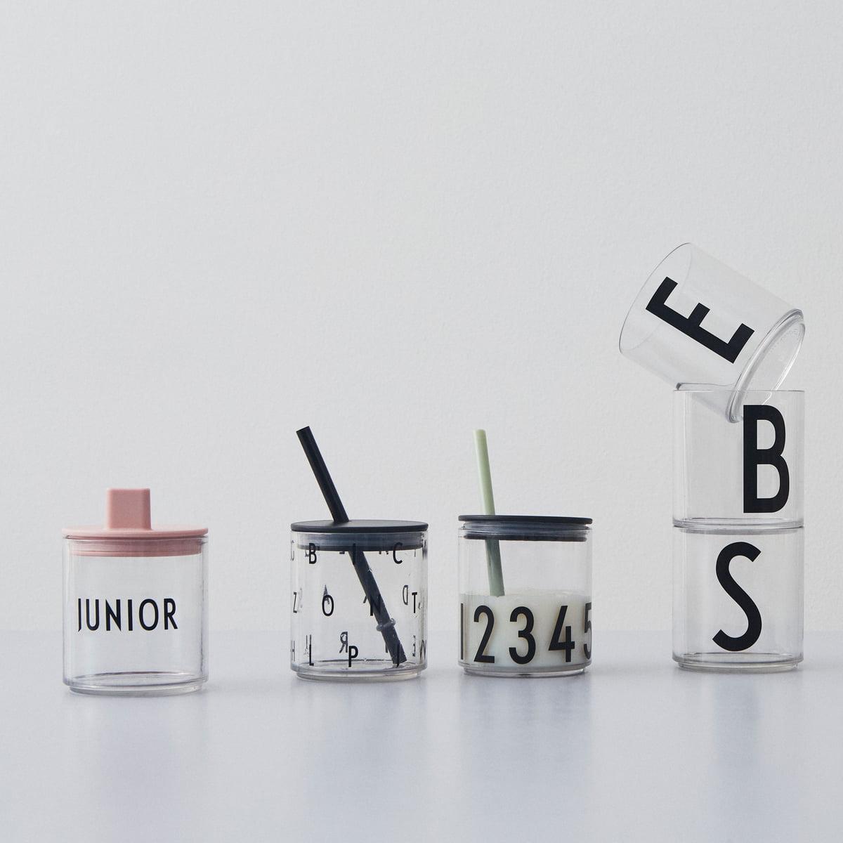 Design Letters Trinkglas E