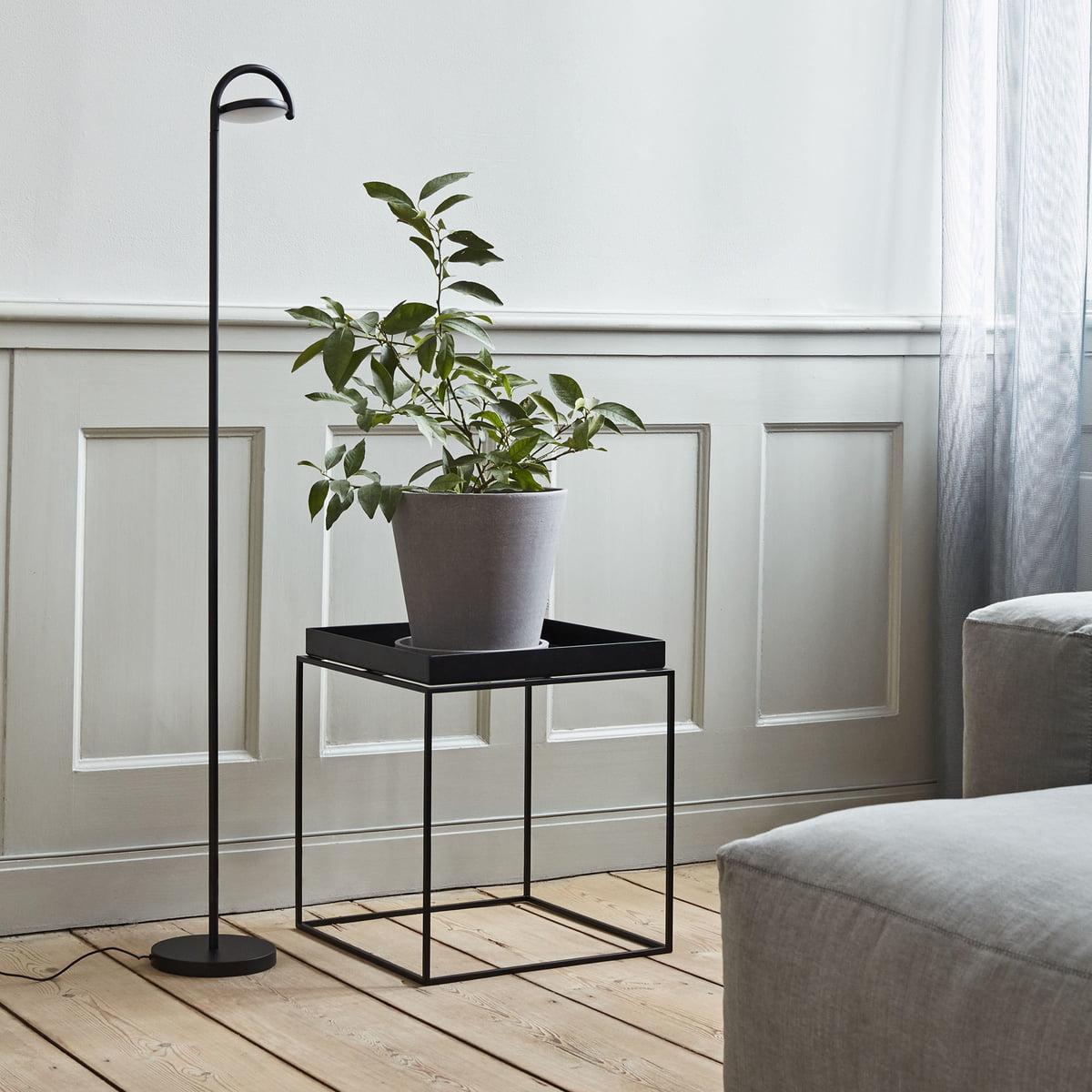 Mlis Led Floor Lamp By Hay Connox