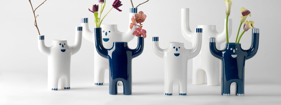 BD Barcelona is a design company from Spain. The Bdlove Planter is suitable as attractive container for plants and as bench. Available in the Connox shop.