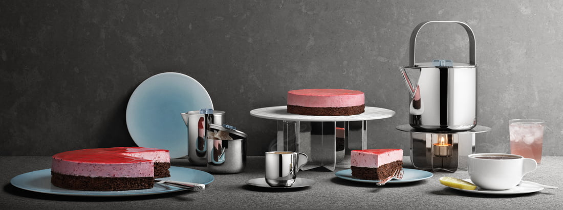Georg Jensen - Tea With Georg collection - Banner