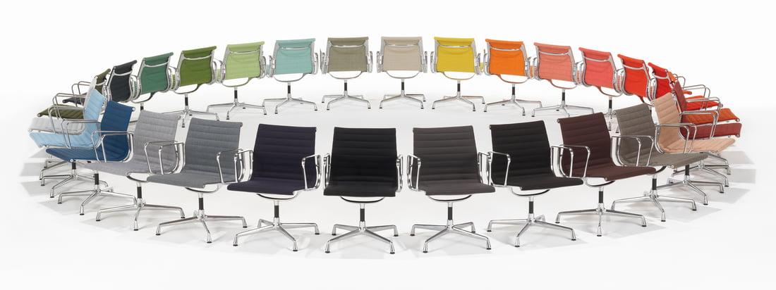 Vitra - Aluminium Group Collection - Banner