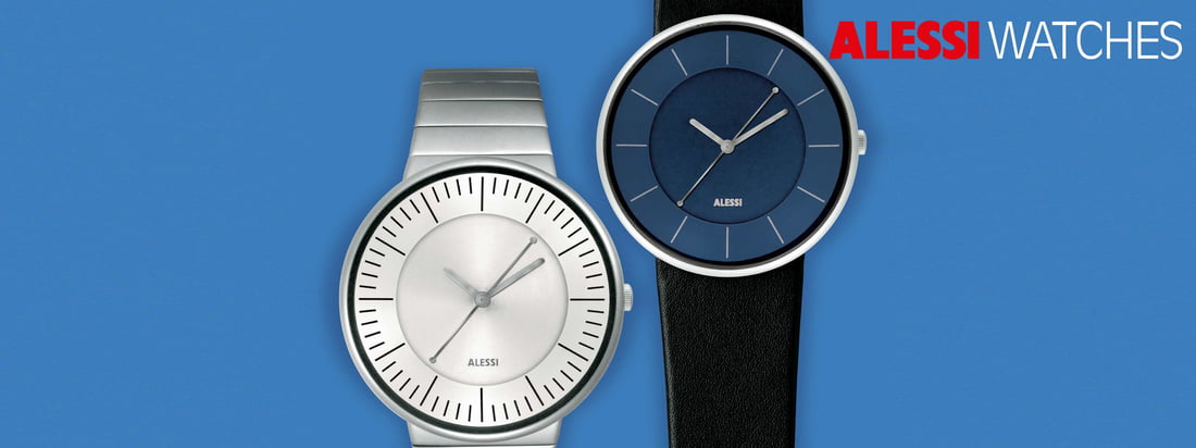 Alessi Watches collection, 16-6