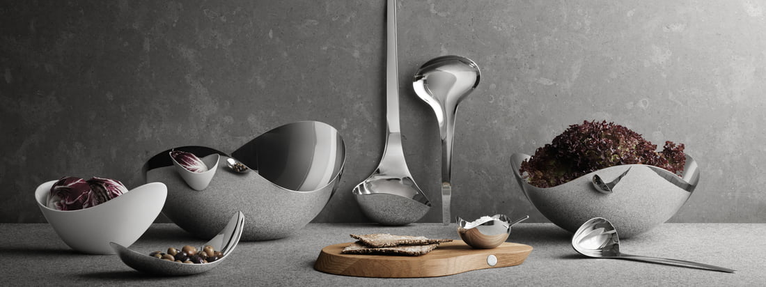 Oprindeligt The Bloom Collection by Georg Jensen AB76