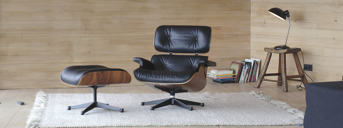 Vitra - Eames Lounge Chair - Ambience