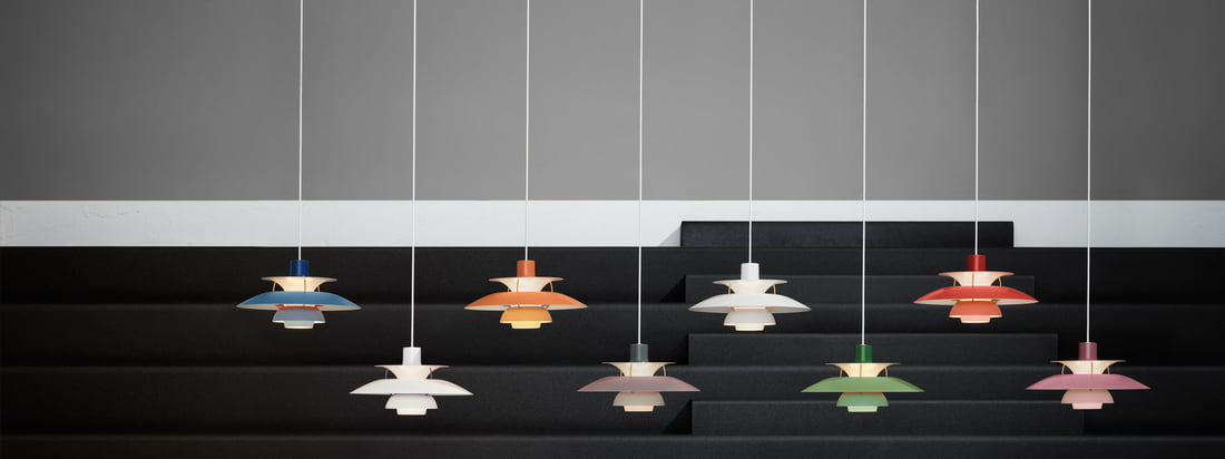 Louis Poulsen - Poul Henningsen lamp series