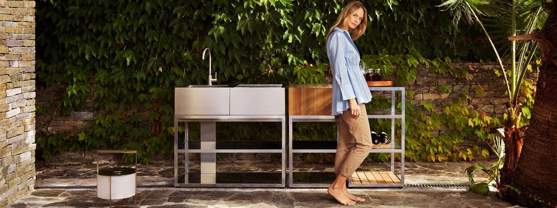Röshults - Outdoor Kitchen Collection - banner 3840 x 1440