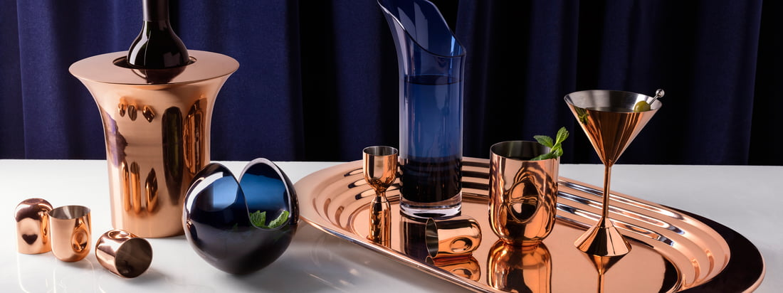 Tom Dixon - Plum Bar Collection