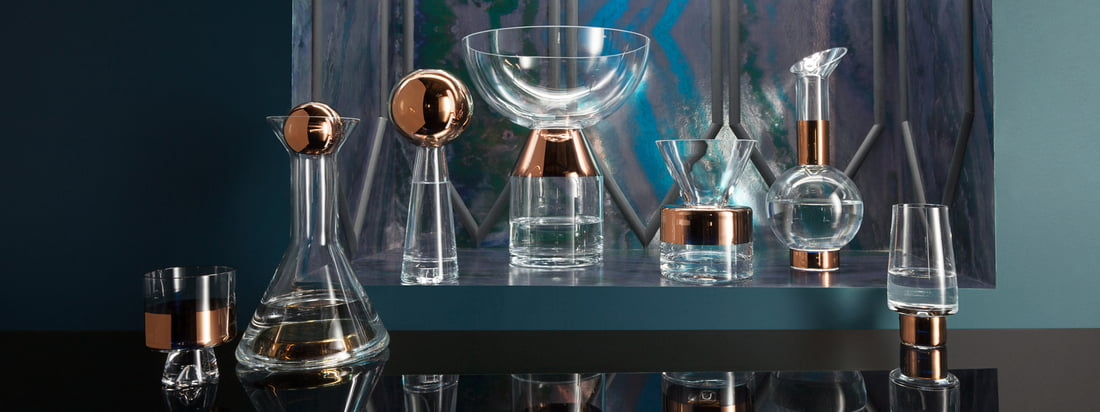 Tom Dixon - Tank Glass Collection