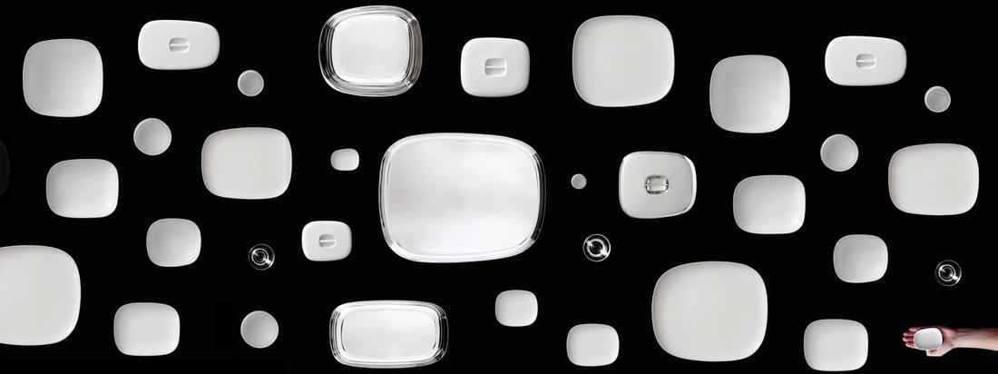 Alessi - Ovale Tableware Series