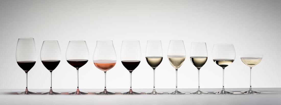 Riedel - Veritas Glass Series 3840x1440
