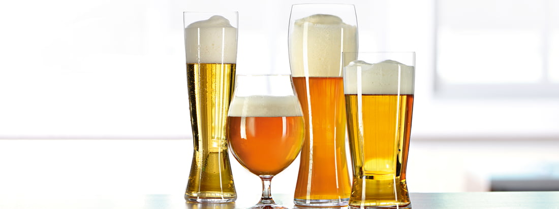 Spiegelau - Beer Classic Glass Series - Banner 3840x1440