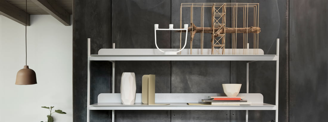 Muuto - Compile Shelving System