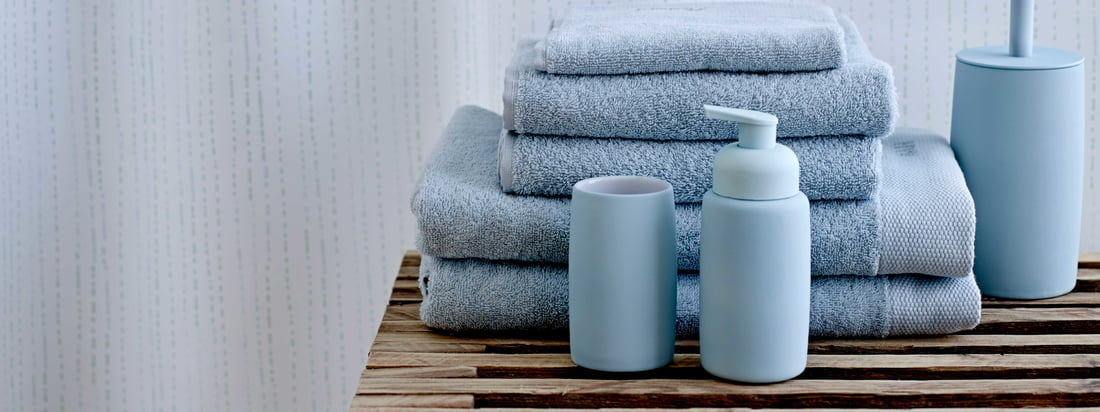 Södahl - Mono Bath Accessories, blue
