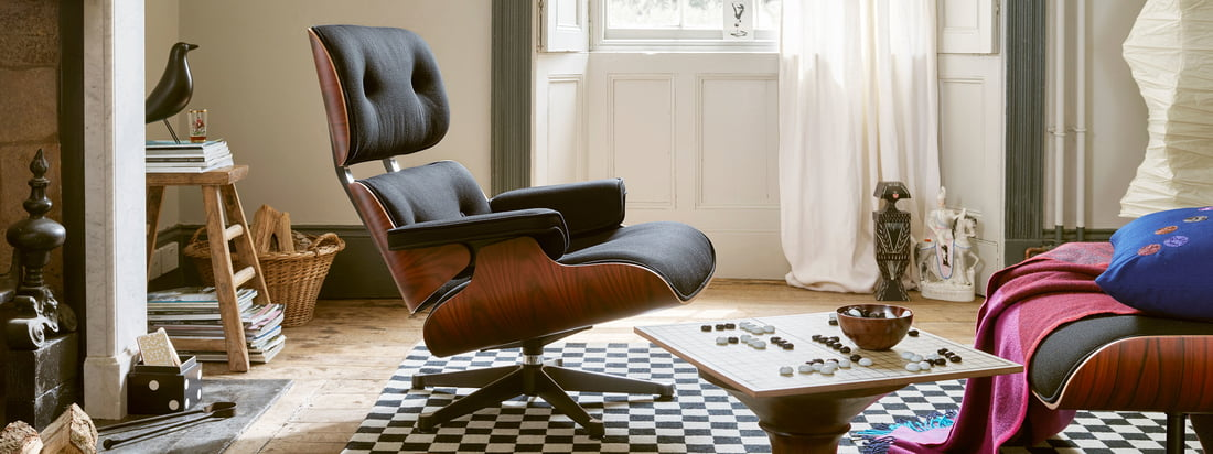 Connox Adventskalender - Türchen 25 - Vitra - Lounge Chair