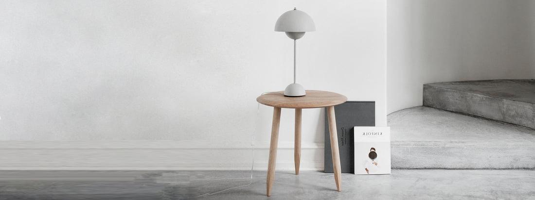 Flashsale - ConnoxPlus - Herein spaziert: Einladendes Licht für den Hausflur - &Tradition - FlowerPot Tischleuchte VP3