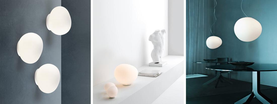 Foscarini - Gregg Lamp Series