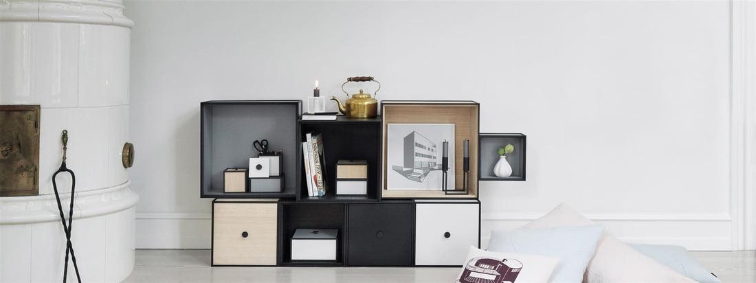 Flashsale: Living according to the modular principle