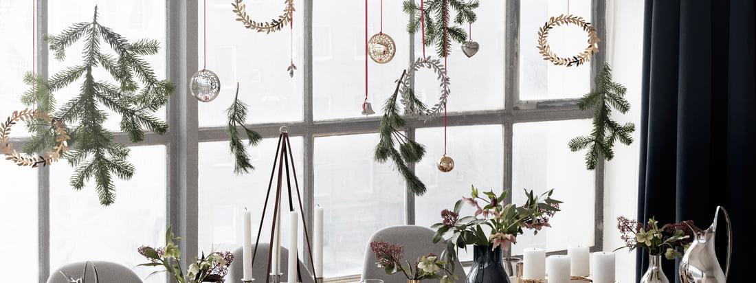 Georg Jensen - Christmas Collectibles Banner 3840 x 1440