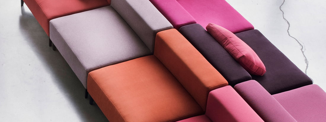 Fabric Pattern Softline Banner