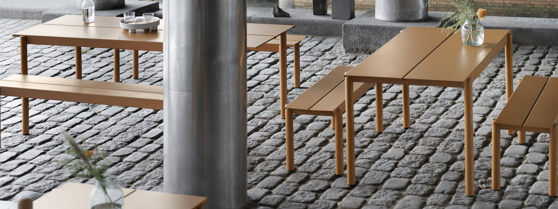 Muuto - Linear Steel Collection - Banner 16zu6