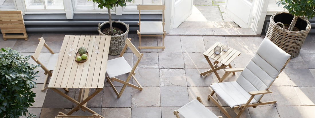 Carl Hansen - Deck Chair Series Banner