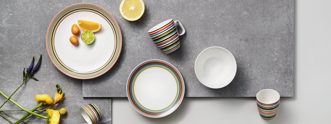 Iittala - Origo Manufacturers Collection Banner