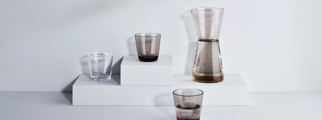 Iittala - Kartio manufacturer's collection Banner