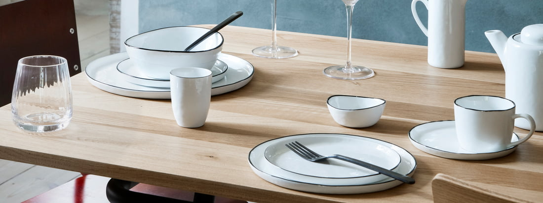 Broste Copenhagen - Salt tableware series