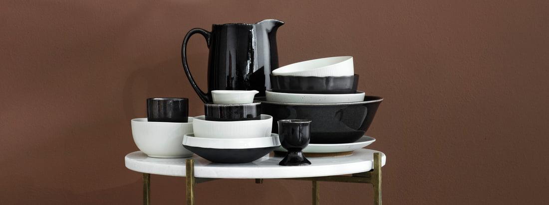 Broste Copenhagen - Nordic Coal Tableware