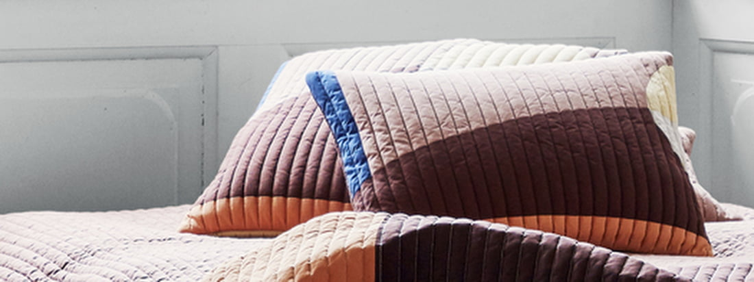 Banner Broste Copenhagen Fie Cushion