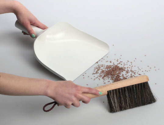 Find helpers for your household:  Door Stoppers, dustpans, ironing boards & much more!