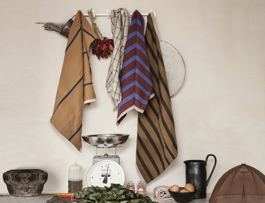 Find kitchen textiles and much more here ...