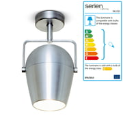 serien.lighting - Pan Am Ceiling Lamp