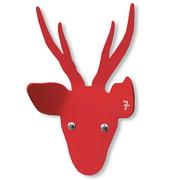 Haseform - Animal Wall Coat Rack Deer