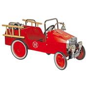 Baghera - Fire Truck Pedal Car