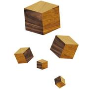 Domestic - Touche du Bois / Cubes Wall Sticker