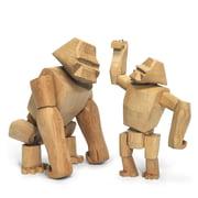 areaware Wooden Creatures - Hanno the Gorilla