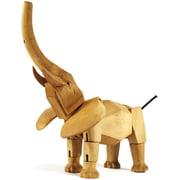 areaware - Wooden Creatures - Hattie the Elephant