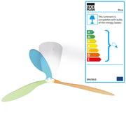 Luceplan - Blow Ceiling Fan / Lamp