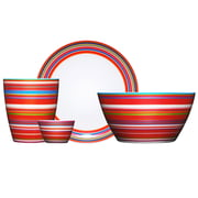 Iittala - Origo (red stripes)