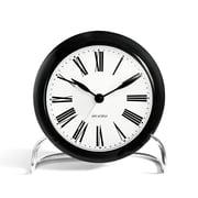 Rosendahl - AJ Roman Table Clock with Alarm