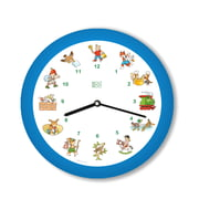 KooKoo - Nursery Rhymes Wall Clock