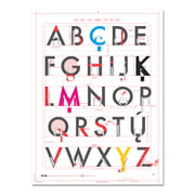 Pop Chart Lab - Alphabet of Typography