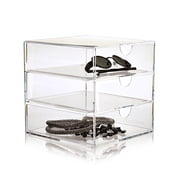 Nomess - Clear Drawer Box