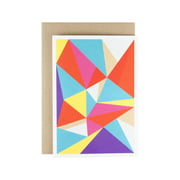 Map - Casual Obsession Greeting Card