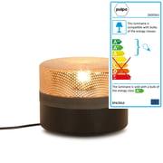 Pulpo - Small steel drop lamp