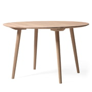 &Tradition - In Between Table SK4 (Ø 120 cm)